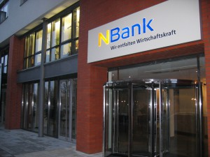 NBank-Eingang